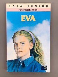 EVA Libro Gaia Junior Peter Dickinson Libri Per Ragazzi Mondadori Ristampa 1995