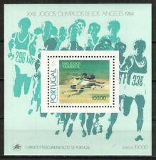 Portugal Stamp - 84 Summer Olympics Stamp - NH