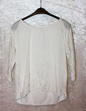 Jacky-O by Modarelli edles Shirt blanc Größe XL D40