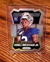 "2014 Prizm Odell Beckham Jr Rc Fresh Faces Silver ""Rare"" New York Giants/ Browns"