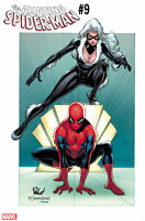 Amazing Spider-Man #9 Weiringo Black Cat Variant Marvel Comics