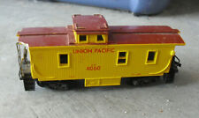 Vintage 1956 HO Scale Revell Union Pacific 4060 Caboose Car