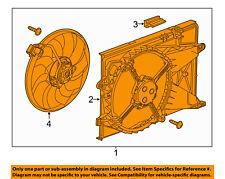 Chevrolet GM OEM 12-18 Sonic 1.8L-L4-Fan Assembly 94509632