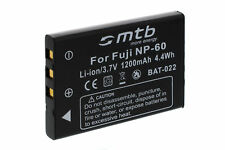 Batería PDR-BT3 para Toshiba Camileo H10, H20, HD, P10, P30, Pro HD, S10, X100