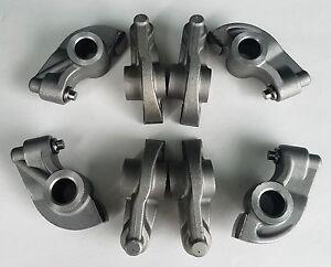 Rocker arm set 8 rockers oem quality fit Mazda B2200 1990 1991 92 93 F2 lifters