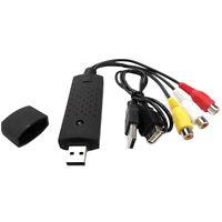 Convertisseur USB 2.0 VHS en DVD Convertir une vidéo analogique en numériqueLK