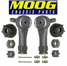 For Cadillac Oldsmobile Pair Set of 2 Rear Outer Tie Rod Ends MOOG ES2500RL