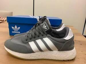 Adidas I-5923 - Grey/Gum-sole - Size 8US!