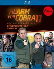 ALARM FÜR COBRA 11-STAFFEL 43 -   2 BLU-RAY NEW