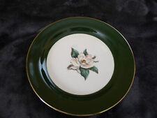 Vintage Homer Laughlin Lifetime China Co. Jaderose w/Gold Trim Salad Plate/GREAT