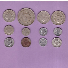 Costa Rica - Coin Collection Lot - World/Foreign/North & Central America