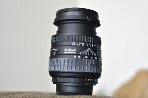Sigma AF 28-135mm lense FX Nikon D70,80,90,200,300,600,700,750,800,810 ,7000