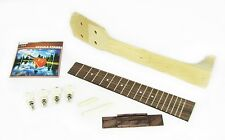Concert Ukulele Parts Pack - For new Builds or Repair - Everything but the body!
