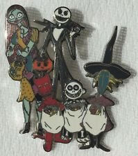 Disney Shopping Jack Skellington & Friends Pin & Card A/P Artist ProofLE1 SILVER