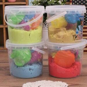 Kids Magic Motion Sand Play Sand Kit Children's DIY Play Craft in box 2LB sands