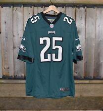 LeSean McCoy NFL Nike Game Jersey Men's Large Philadelphia Eagles** Like New**