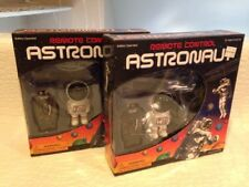 Nib Remote Control Astronaut Lot of 2 - Lights, Twin Rotors Ultralite