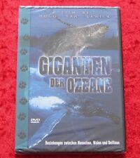 Giganten der Ozeane Beziehungen zwischen Menschen, Walen und Delfinen, DVD Neu