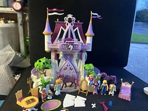 Playmobil 5474 Unicorn Castle Princess Lovely Item With Some Extra Figures