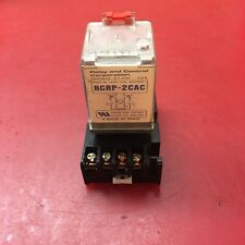 Relay &Control Corporation RCRP-2CAC relay