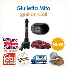 For Alfa Romeo Giulietta Mito 1.4 1.6  Febi Bilstein Ignition Coil 55209603 New