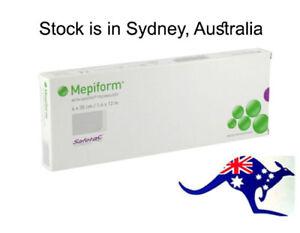 Mepiform Silicone Scar Dressing 4cm x 30cm Box of 5