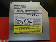TOSHIBA SATELLITE PRO A60 IDE CDRW DVD±RW Optical Drive UJ-840 K000024880 TESTED