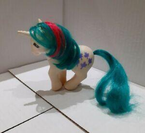 My Little Pony vintage G1 UK Gusty Hong Kong MLP Unicorn Pony