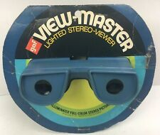 Vintage GAF Viewmaster Lighted Stereo-Viewer 2061 NOS