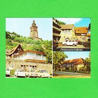 Ansichtskarte DDR Erholungsgebiet Kyffhäuser