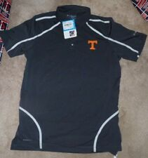 NEW Columbia Golf NCAA Tennessee Volunteers Wick Cut Away Polo Men S Small NWT