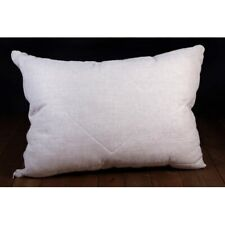 Sleep Pillow Lyon Grey Antiallergenic Filler bed pillows Certified Wood chips