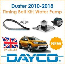 For Dacia Duster 1.5dCi 2010-2018 Dayco Timing Belt Kit & Water Pump OE Spec New