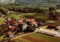 NEUNKIRCHEN Odenwald vom Flugzeug aus Luftbild Luftaufnahme color AK ca. 1970
