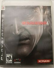 (PS 3) Metal Gear Solid 4: Guns of the Patriots US