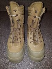 BATES HOT WEATHER COMBAT HIKER OLIVE MOJAVE STYLE # E03612C SIZE 8.5 MENS