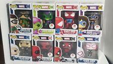 Funko Pop! Lot 8 Spider-Man Walgreens 146, 354, 233, 152, 150, 109, 187, 190