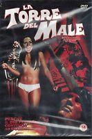 Dvd **LA TORRE DEL MALE ~ TOWER OF EVIL** nuovo sigillato 1972
