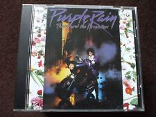 Prince & The Revolution - Music From Purple Rain CD.Disc In Excellent Condition.