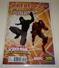 The AMAZING SPIDER-MAN # 11  Marvel Comic  Feb 2015  NM  1:10 VARIANT COVER