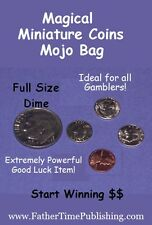 Magical Coins Mojo Bag Helps Gamblers Win Money, Hit The Jackpot, Beat Casinos!