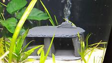 Fennstones large real slate rock air chimney cave house hide shelter ornament