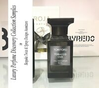 TOM FORD Tobacco Oud EDP - Perfume Discovery Sample - 10ml