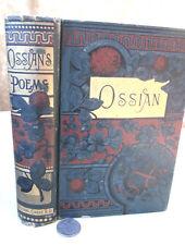 OSSIAN'S POEMS, c.1898,James Macpherson