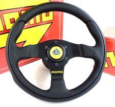 Genuine Momo Team 280mm steering wheel, hub boss kit Lotus horn. Elise Exige etc