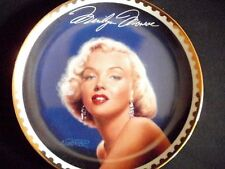 Forever Radiant Marilyn Monroe Collector Plate. Nib - With Coa