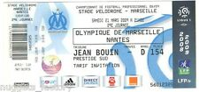 Billet  / Place  OM Olympique de Marseille - OM vs Nantes  ( 077  )