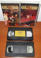 Harlock Saga El oro del Rhin Serie Completa 6 OVA's [Anime VHS] Manga Manía S.V.