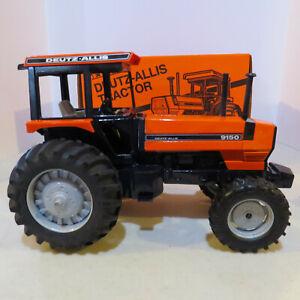 Ertl Deutz-Allis 9150 Tractor Orange & Blue  1/16  DA-2227DA-B