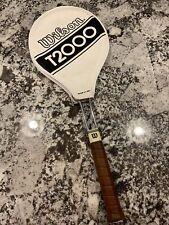 New listing Wilson T2000 Tennis Racquet